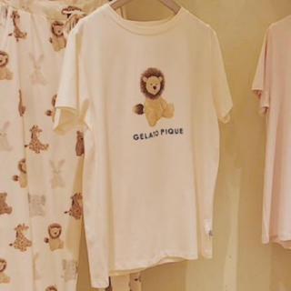 ジェラートピケ(gelato pique)の人気商品❤️アニマルワンポイント Tシャツ(Tシャツ(半袖/袖なし))