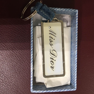 ディオール(Dior)のキーホルダー(キーホルダー)