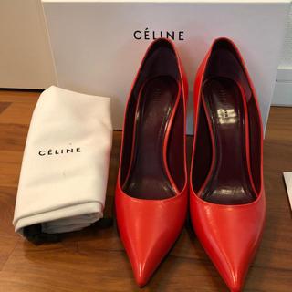 セリーヌ(celine)のCeline セリーヌ パンプス 新品未使用(ハイヒール/パンプス)