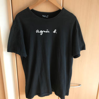 アニエスベー(agnes b.)の訳あり agnes b. ブランドロゴ カットソー(Tシャツ/カットソー(半袖/袖なし))