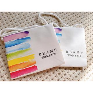 ビームス(BEAMS)のBEAMS WOMEO'S 紙袋(ショップ袋)