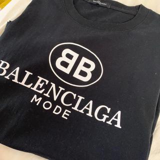 バレンシアガ(Balenciaga)のバレンシアガ Tシャツ(Tシャツ(半袖/袖なし))