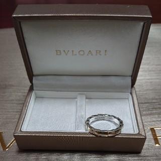 ブルガリ(BVLGARI)のBVLGARI マリッジリング 指輪 17号 セルペンティ ホワイトゴールド(リング(指輪))