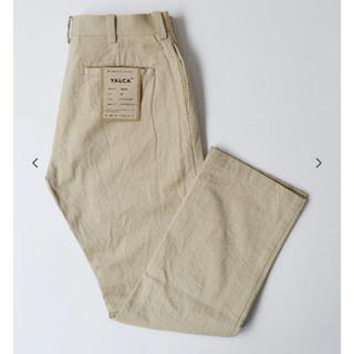 YAECA - YAECA chino clcth pants