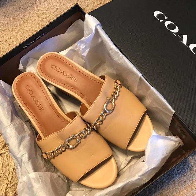 COACH(コーチ)のコーチ☆ウエッジサンダル レディースの靴/シューズ(サンダル)の商品写真
