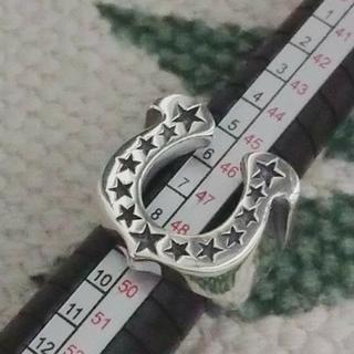 テンダーロイン(TENDERLOIN)の最終値下げ テンダーロイン ホースシューリング 9号(リング(指輪))