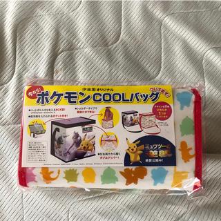 ポケモン - ポケモン 保冷バッグ(マチあり)