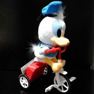 ディズニー(Disney)の未使用 ドナルドダック 三輪車(三輪車)