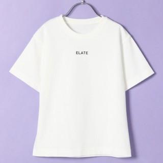 ジーナシス(JEANASIS)の【新品タグ付き】JEANASIS ブロックロゴTEE(Tシャツ/カットソー)