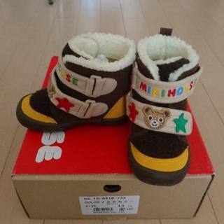 ミキハウス(mikihouse)の★MIKI HOUSEミキハウス★ブーツ(ブーツ)