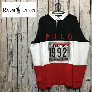 POLO RALPH LAUREN - Polo Ralph Lauren ラルフローレンスタジアム ラガーシャツ