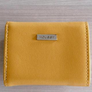 マウジー(moussy)のmoussyミニウォレット(財布)