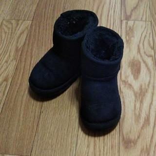 アンパサンド(ampersand)のキッズ ブーツ 冬靴(ブーツ)