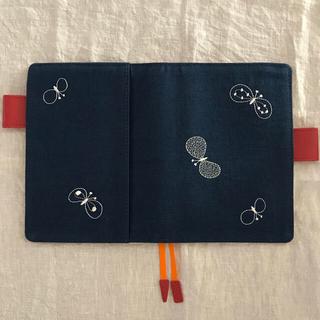 ミナペルホネン(mina perhonen)の未使用 ほぼ日手帳カバー  オリジナルサイズ ミナペルホネン  (その他)