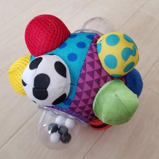 サッシー(Sassy)のsassy ベビーおもちゃ ビッグバンピーボール (がらがら/ラトル)