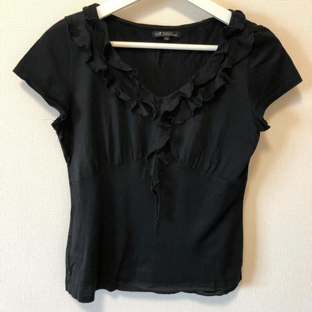 23区(ニジュウサンク)の23区♡トップス Tシャツ カットソー レディースのトップス(カットソー(半袖/袖なし))の商品写真