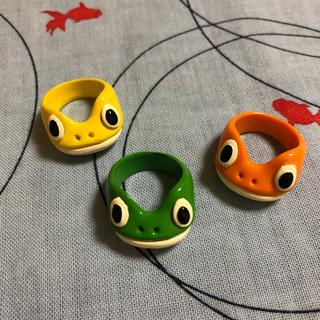 ケロリ フロッグリング ❤︎ ⑦(リング(指輪))
