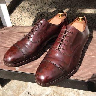 EDWARD GREEN - 名ラスト◎【EDWARD GREEN】エドワードグリーン ビジネスシューズ 革靴