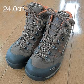SIRIO - SIRIO 登山靴 24.0 ハイキング トレッキング