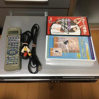 パナソニック(Panasonic)の中古 NV-VHD1 ビデオ&DVDデッキ Panasonic(DVDプレーヤー)