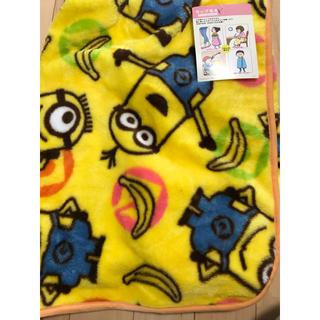 ミニオン(ミニオン)のミニオン 毛布 ブランケット(おくるみ/ブランケット)