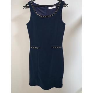 デイジーストア(dazzy store)のdizzyドレス(ミディアムドレス)
