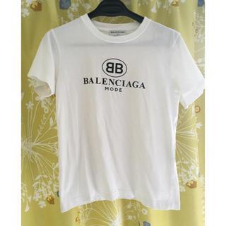 バレンシアガ(Balenciaga)のバレンシアガ BBモードTシャツ(Tシャツ(半袖/袖なし))