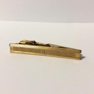 クリスチャンディオール(Christian Dior)の1094 クリスチャンディオール ネクタイピン ゴールドカラー ヴィンテージ (ネクタイピン)