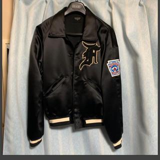 フィアオブゴッド(FEAR OF GOD)の最安値!fear of god manuel baseball jacket (ナイロンジャケット)