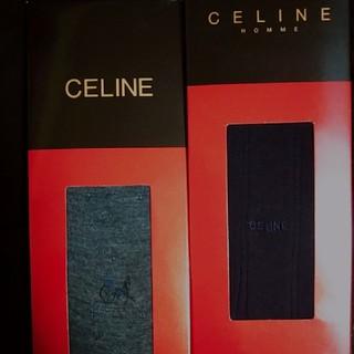 セリーヌ(celine)のセリーヌ CELINE メンズ 靴下  25cm(ソックス)