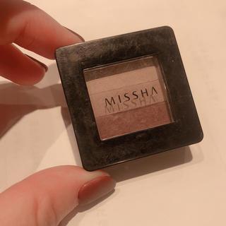 ミシャ(MISSHA)のミシャ トリプルシャドウ 12号(アイシャドウ)