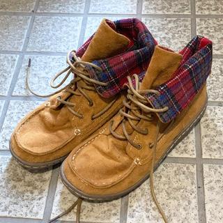 シマムラ(しまむら)のブラウン ブーツ 2way(ブーツ)
