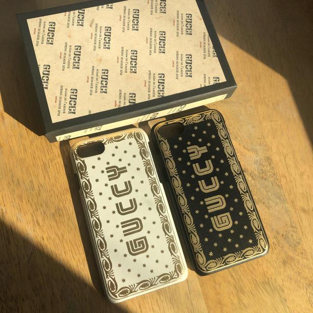 Gucci - 【GUCCI】GUCCY Iphone7/Iphone8 iPhoneケースの通販