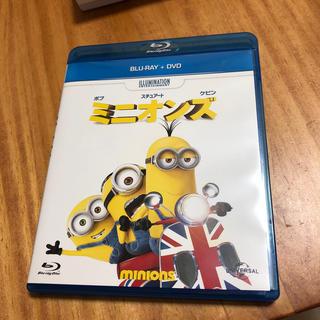 ミニオン(ミニオン)のミニオンズ ブルーレイ+DVDセット【Blu-ray】(キッズ/ファミリー)