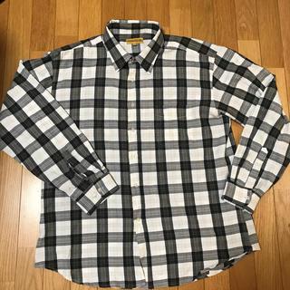 メンズ長袖シャツ 4L(シャツ)