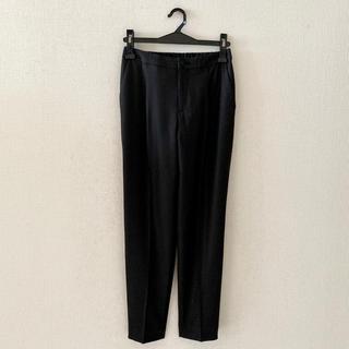 グレースコンチネンタル(GRACE CONTINENTAL)のグレースコンチネンタル♡黒色のテーパードパンツ(カジュアルパンツ)