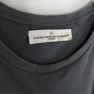 ゴールデングース(GOLDEN GOOSE)の【使用回数少ない】ゴールデングース Tシャツ (Tシャツ(半袖/袖なし))
