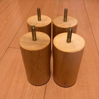 ムジルシリョウヒン(MUJI (無印良品))の無印良品 旧式 脚付マットレス 脚12cm(脚付きマットレスベッド)