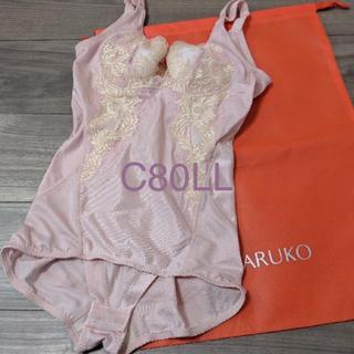 マルコ(MARUKO)のC80LL カーヴィシャス ボディスーツ(ブラ&ショーツセット)