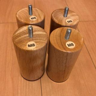 ムジルシリョウヒン(MUJI (無印良品))の無印良品  新型 脚付マットレス 脚12cm(M8)(脚付きマットレスベッド)
