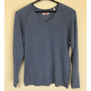 ハリウッドランチマーケット(HOLLYWOOD RANCH MARKET)のハリウッドランチマーケット レディース Tシャツ ロンT Mサイズ(Tシャツ(長袖/七分))