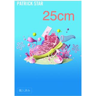 ナイキ(NIKE)のNIKE kyrie 5 EP PATRICK STAR スポンジボブ ピンク(スニーカー)
