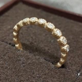 アガット(agete)のageteピンキーリング  ダイヤ(リング(指輪))