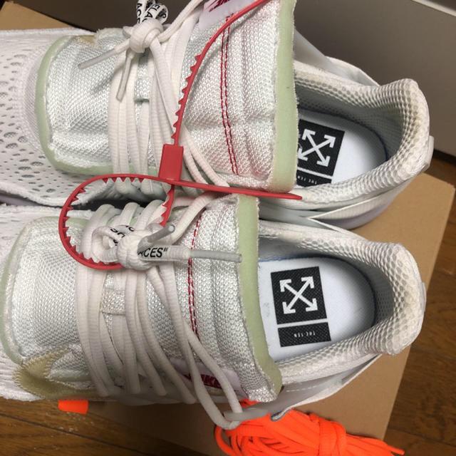 NIKE(ナイキ)のThe ten nike×off white air presto メンズの靴/シューズ(スニーカー)の商品写真