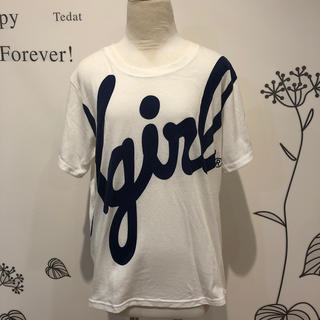 エックスガール(X-girl)のX-girlビックシルエットTシャツ(Tシャツ(半袖/袖なし))