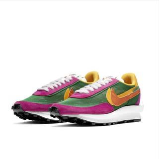 ナイキ(NIKE)の24.5cm Nike x sacai LDWaffle (スニーカー)