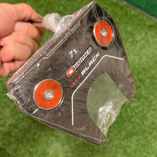 キャロウェイゴルフ(Callaway Golf)の新品未使用 オデッセイ オーワークス #7 ブラック スラントネックタイプ(クラブ)