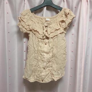 リズリサ(LIZ LISA)のリズリサ トップス(カットソー(半袖/袖なし))