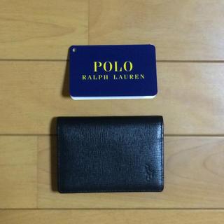 ポロラルフローレン(POLO RALPH LAUREN)のラルフローレン 名刺入れ カードケース(名刺入れ/定期入れ)