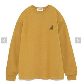 スナイデル(snidel)のsnidel バックプリントロンT(Tシャツ(長袖/七分))